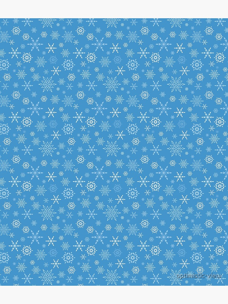 Snowflake pattern by optimistic-view