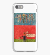 Electric Fence iPhone Case/Skin