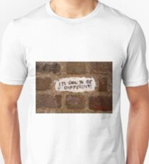 It's cool to be different! Unisex T-Shirt