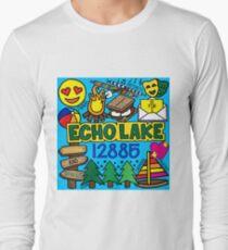 Echo See Langarmshirt