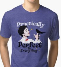 Practically Perfect Tri-blend T-Shirt