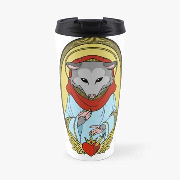 Holy Mother Possum Travel Mug
