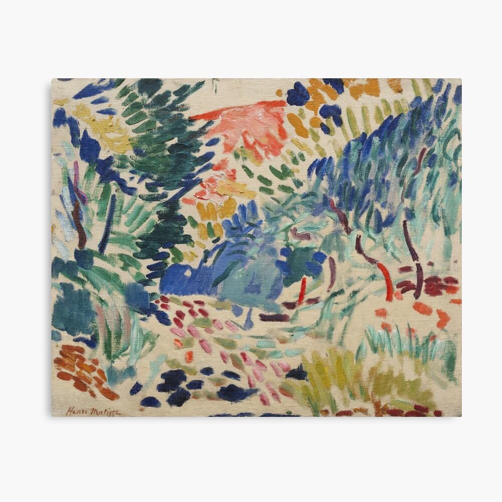 Henri Matisse Landschaft bei Collioure