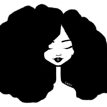 Big Hair by Chey by tallncurly