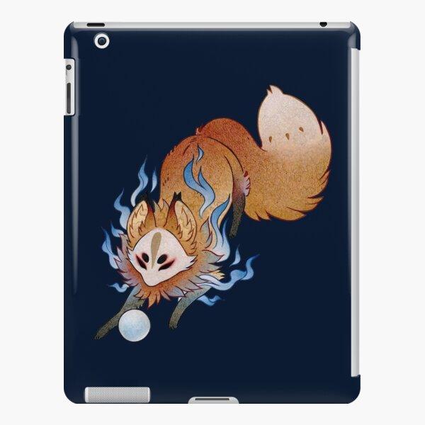 Little Wisp - TeaKitsune Fox Yokai iPad Snap Case