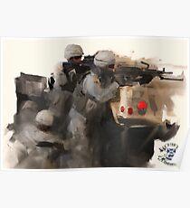 3-156 Infantry BN Poster