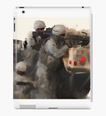 3-156 Infantry BN iPad Case/Skin