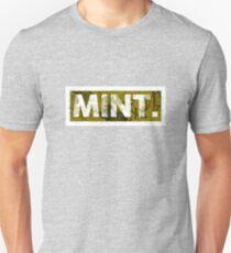 Mint.   Yellow T-Shirt