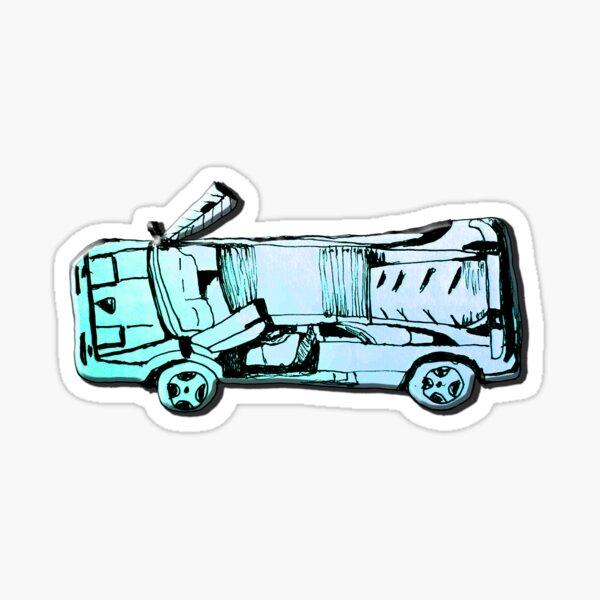 Affordable Lambo Sticker