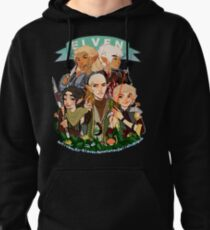 Dragon Age Elves Pullover Hoodie