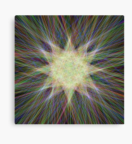 Star, Star, Star! Canvas Print
