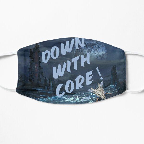 Down With CORE! Propaganda Mask