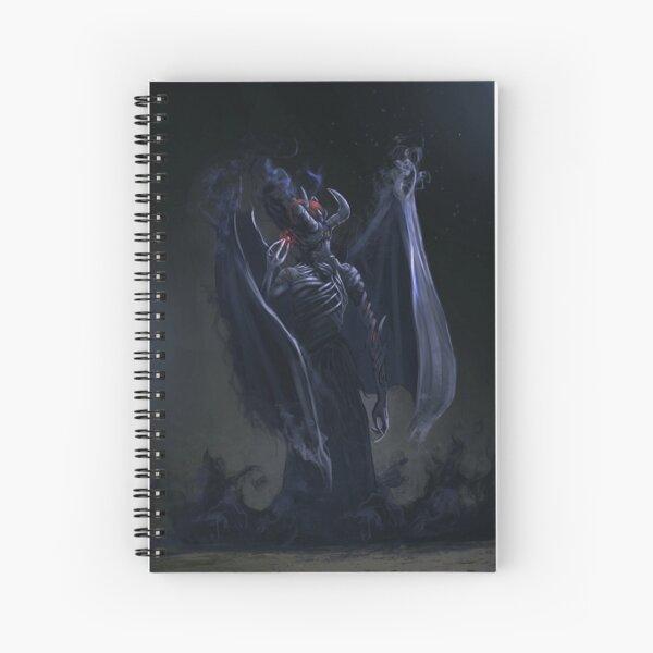 The Vandiel Rumoriskar Spiral Notebook