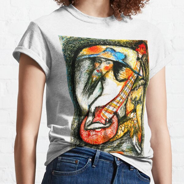 El músico Camiseta clásica