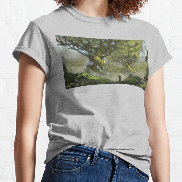Laris Trees in Sillirai Classic T-Shirt