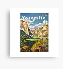 Yosemite Travel Metal Print