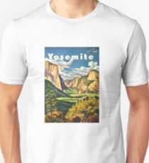 Yosemite Travel Unisex T-Shirt