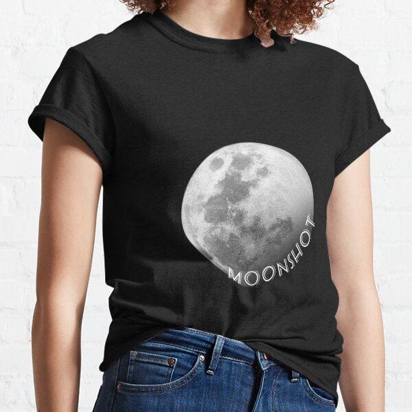 moon shot t shirt Classic T-Shirt