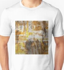 Abstract study in bronze Unisex T-Shirt