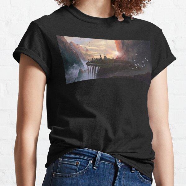 Inuzen Hidden Cities Classic T-Shirt