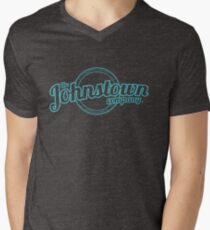 The Johnstown Company - Inspired by Springsteen's 'The River' (unofficial) Men's V-Neck T-Shirt