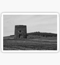 Windmill Ruin, Quintin Bay Sticker