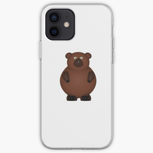 Grizzly Bear iPhone Soft Case
