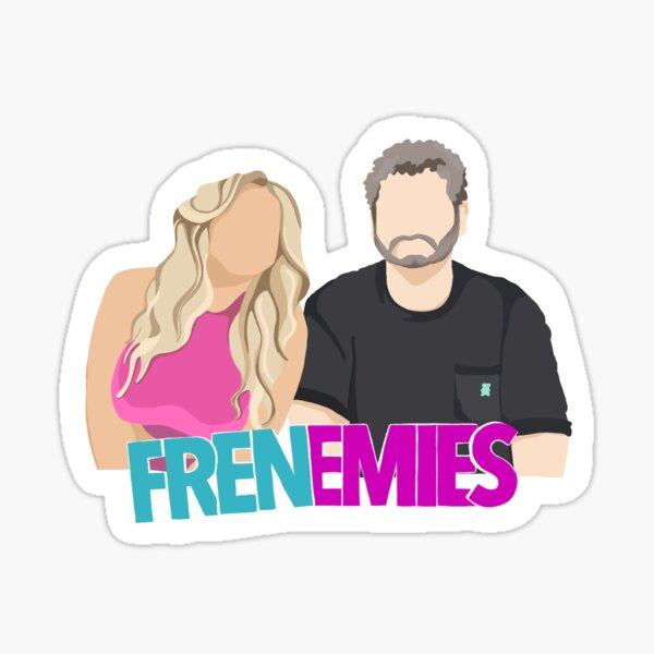 Frenemies Sticker