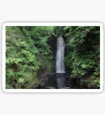 Cranny Falls, Carnlough Sticker