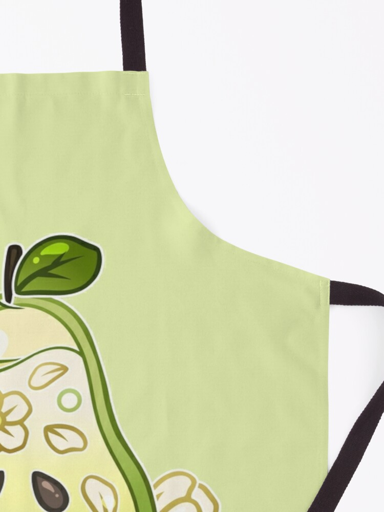 Alternate view of Glass Pear Apron