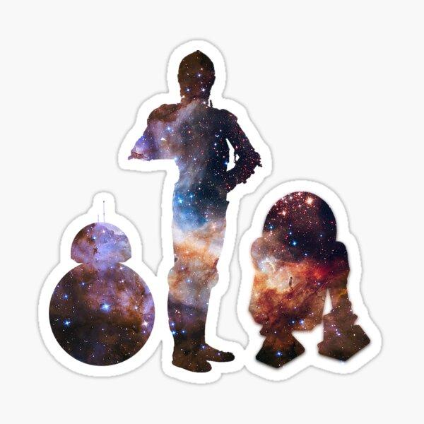 The Droids  Sticker