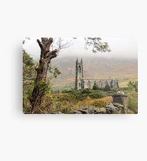 Ruins of Dunlewy Church, Donegal Metal Print