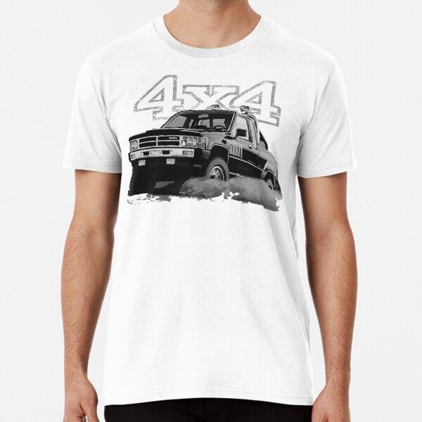 1987 Toyota 4x4 Premium T-Shirt