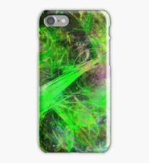 Neon Galaxy iPhone Case/Skin