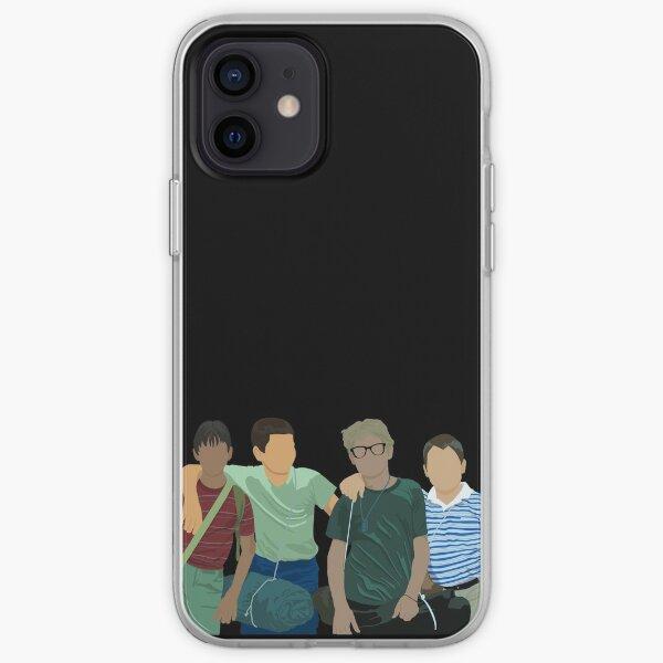 Gordie, Chris, Teddy, & Vern iPhone Soft Case
