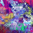 Rainbow Anguish by Printpix