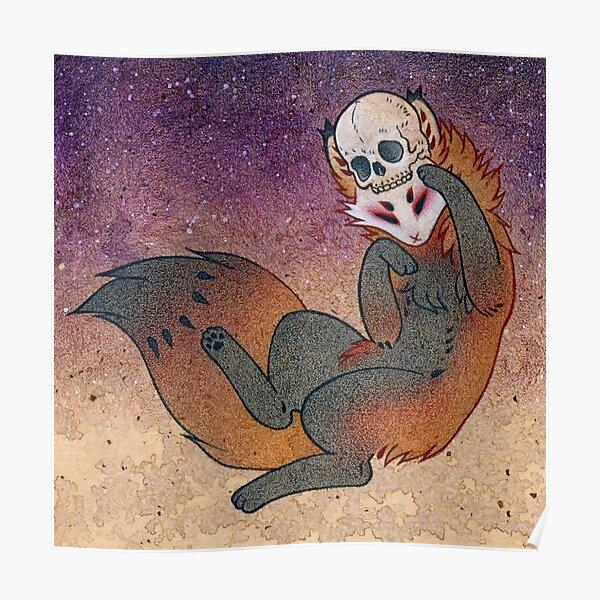 The Mischief Maker - Kitsune Yokai TeaKitsune Poster
