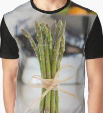 Asparagus Graphic T-Shirt
