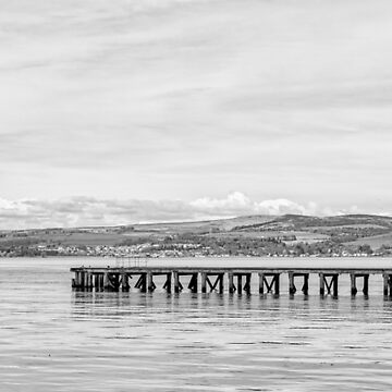 The River Clyde at Port Glasgow by 242Digital