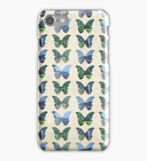 Butterfly Garden iPhone Case/Skin
