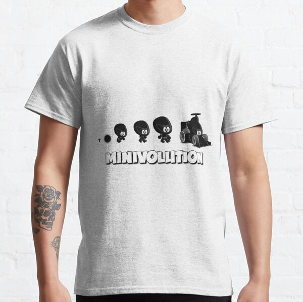 Mini Evolution - MiniDriver Classic T-Shirt