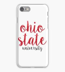 Ohio State University iPhone Case/Skin