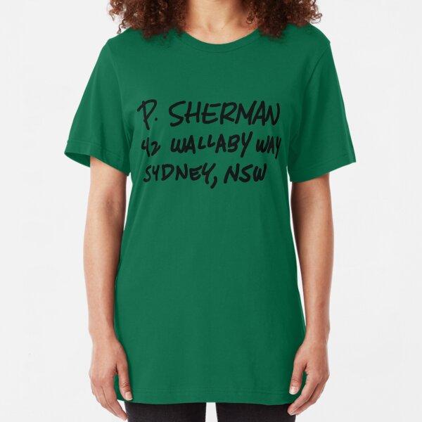 P. Sherman 42 Wallaby Way Sydney Slim Fit T-Shirt