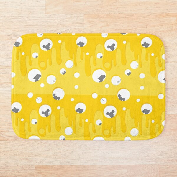 Who moved my cheese? Bath Mat
