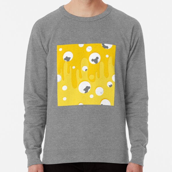 Who moved my cheese? Lightweight Sweatshirt