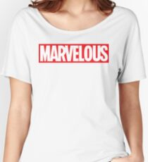 MARVELOUS TEE Women's Relaxed Fit T-Shirt