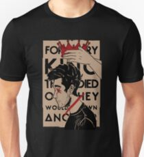 for every king that died Unisex T-Shirt