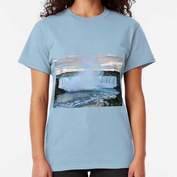 Horseshoe Falls...Niagara Falls, Canada Classic T-Shirt
