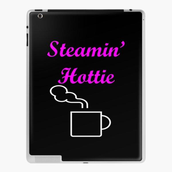 Steamin Hottie Pink iPad Skin