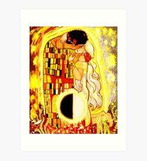 The Kiss - Berserk Art Print